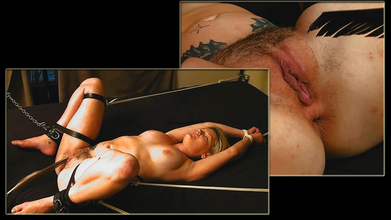 Tickling vagina